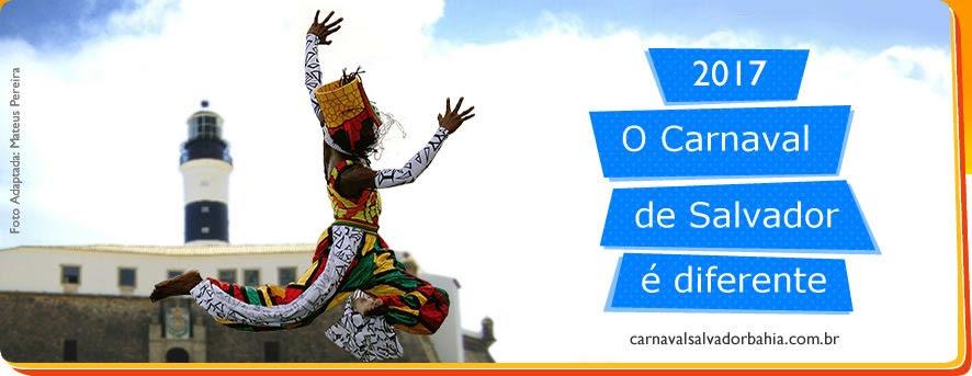 Imagem de Apresentação do Carnaval de Salvador