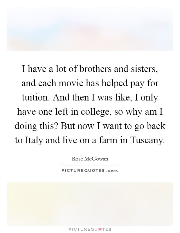 Sister Going To College Quotes Walkingonadream