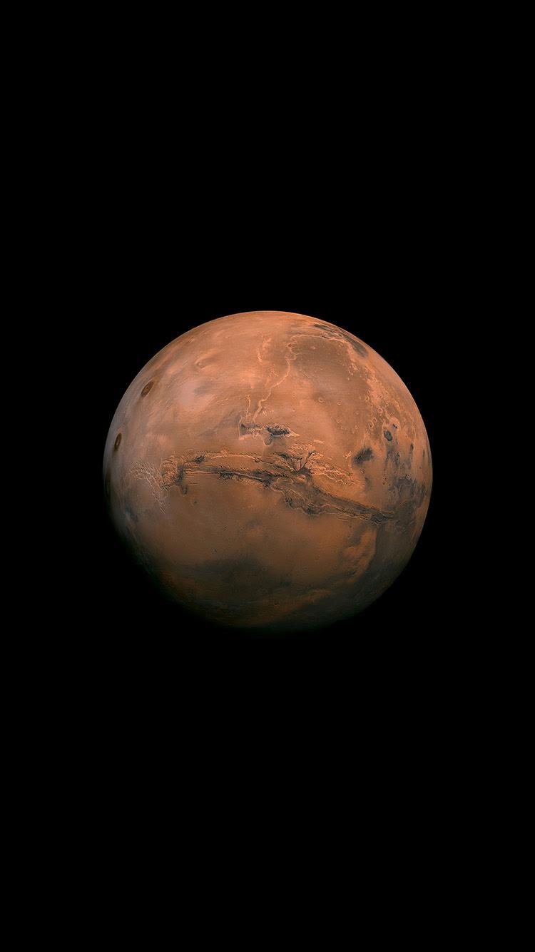 ar07-mars-red-dark-minimal-art-space-planet-wallpaper