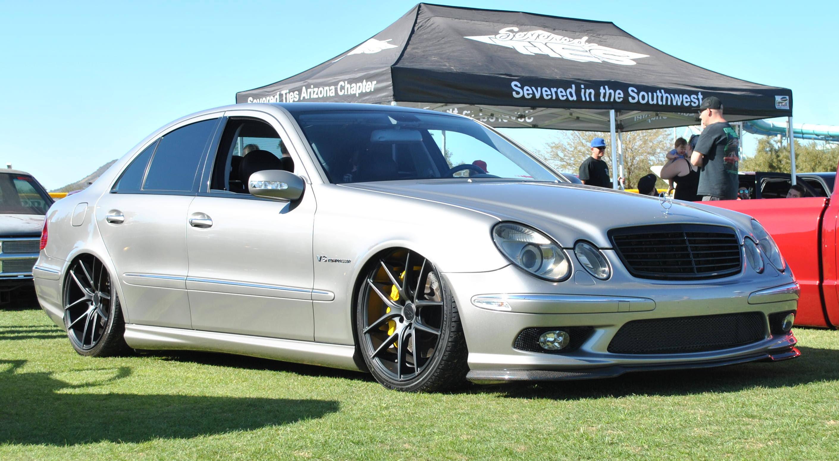 Severed Ties 2004 Mercedes Benz E55 AMG - Steve Abner