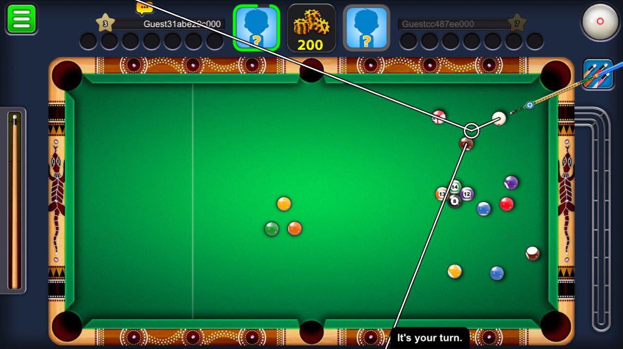 8 Ball Pool Hack download free without jailbreak - Panda helper -