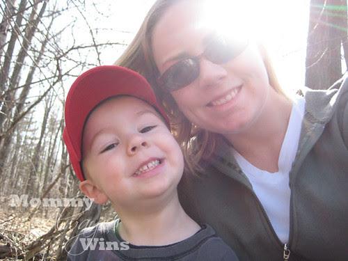 mom & will