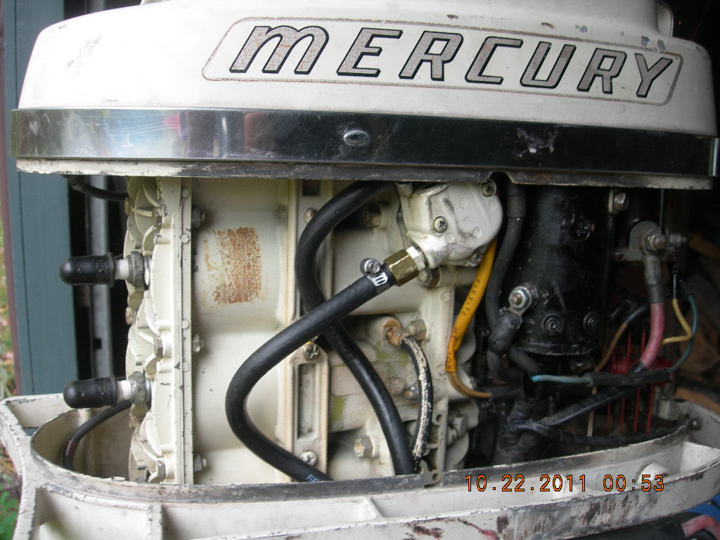 Mercury 500 Wiring Issue