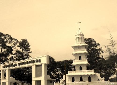 CSI Church Valparai