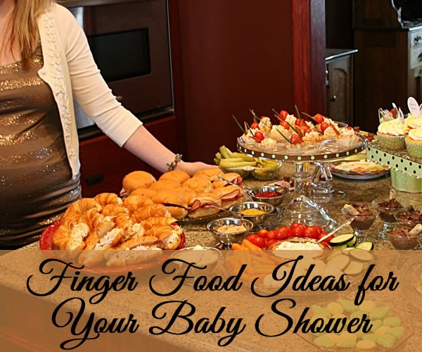 Baby Shower Food Ideas: Cold Finger Food Ideas For Baby Shower