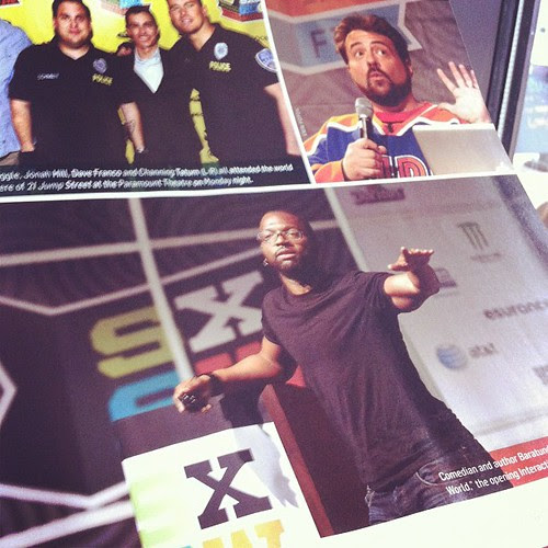 Page 5 SXSWORLD @baratunde