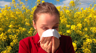 Врач рассказал о способах лечения аллергии
