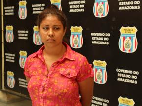 Babá teria estuprado menina que morava na casa onde ela trabalhava (Foto: Jamile Alves/G1 AM)