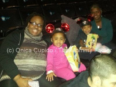 Disney On Ice Let's Celebrate at Barclays Center Brooklyn