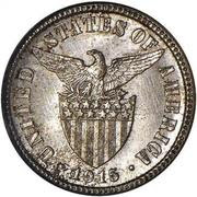 10 Centavos (U.S. Administration) – obverse