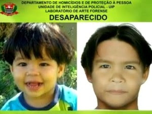 Envelhecimento garoto sao carlos (Foto: Polícia Civil de São Carlos)