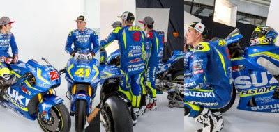 Bahasa Indonesia Terpampang Di Livery MotoGP Ini Alasan Suzuki