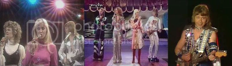 Abba - Waterloo TV appearances