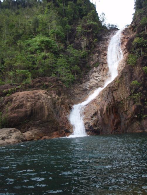 Air  Terjun  Berkelah  Pahang The life journey