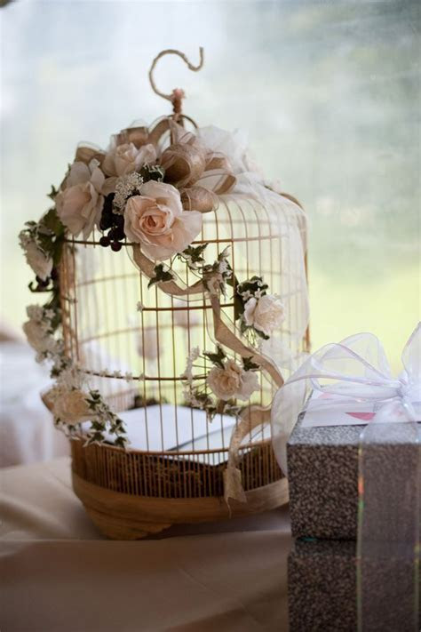 Mountain Wedding Bird Cage   Wedding Ideas!   Pinterest