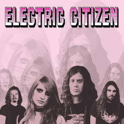 Electric Citizen - Higher Time Album Cover