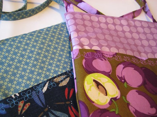 Runaround Bags back by Poppyprint
