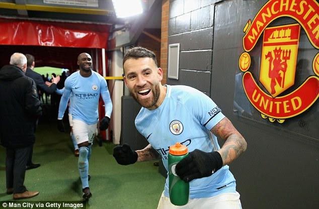Image result for mourinho in utd tunnel