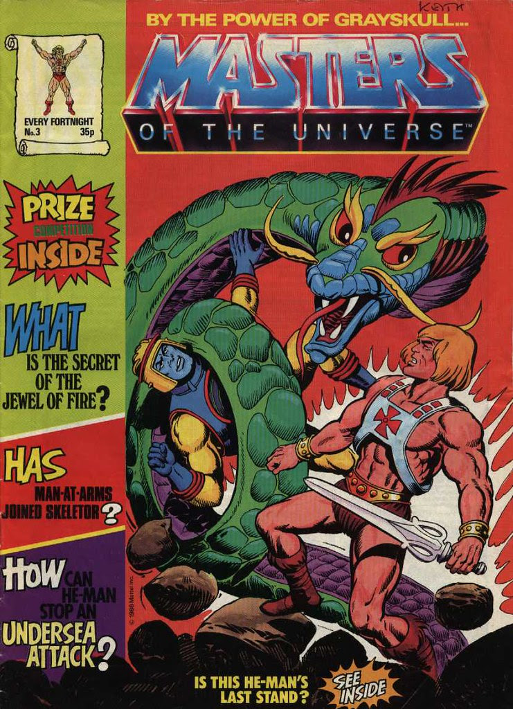Masters Of The Universe - 36