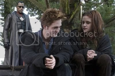 Blade vs. Twilight
