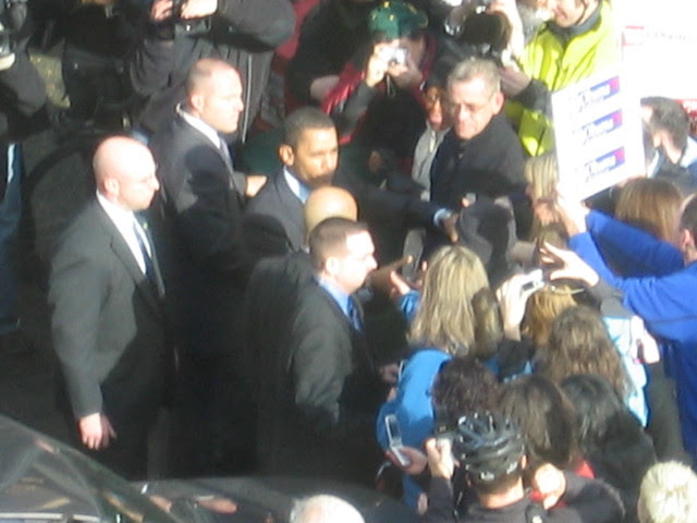 Obama Sighting