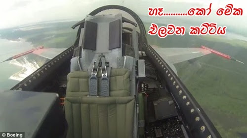 F 16 withot pilots