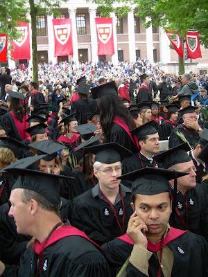 Harvard Extended: Harvard Extension School Commencement
