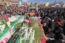 Iranians cry 'revenge' at funeral of suicide bomb victims