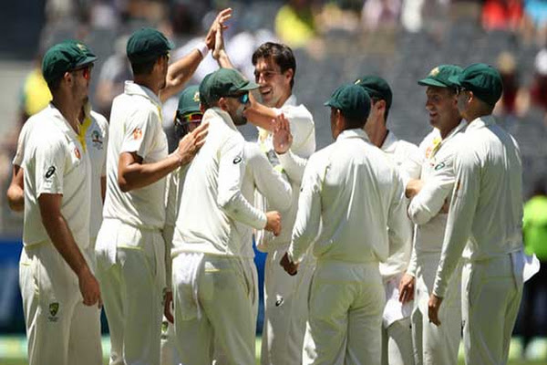 192ebf068cb Australia level India series with first Test win since tampering scandal.  PERTH ...