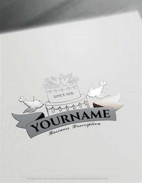 Free Logo Creator   Create Vintage Wedding Logo Design
