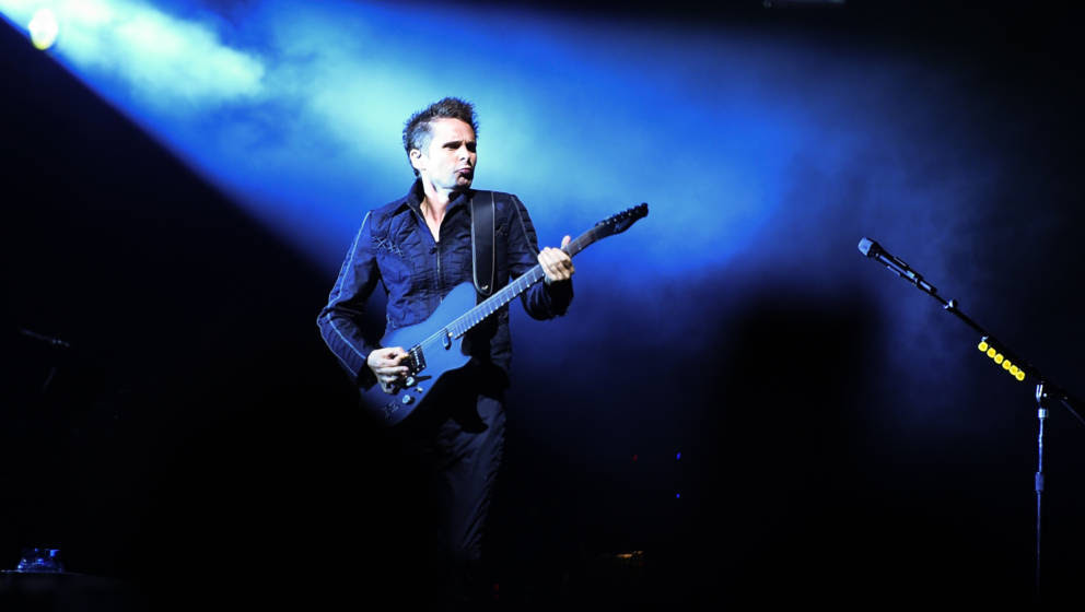 Muse-Sänger Matthew Bellamy