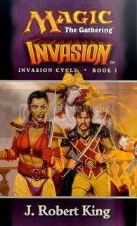 Invasion (Magic the Gathering Invasion Cycle - Book 1)