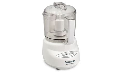 cuisinart  cup mini prep  food processor groupon