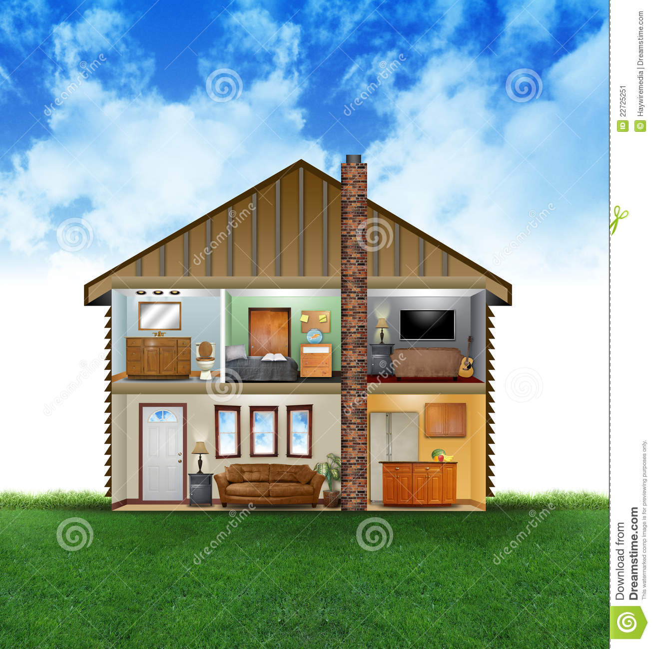 Eco Friendly House Images