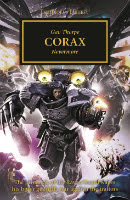 Cover of Corax by Gav Thorpe, published by Black Library