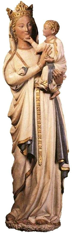 La Virgen Blanca, The White Virgin