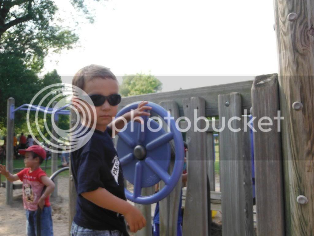Centreville playground