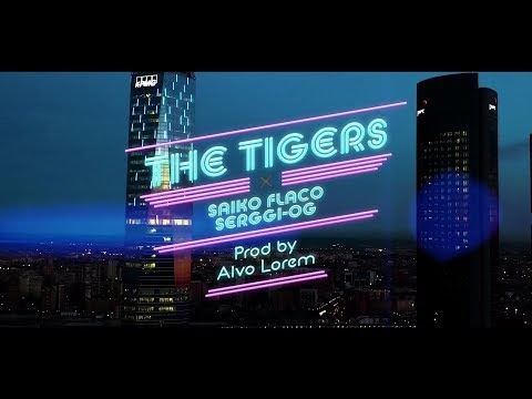 THE TIGERS - MÍA (Video Official)