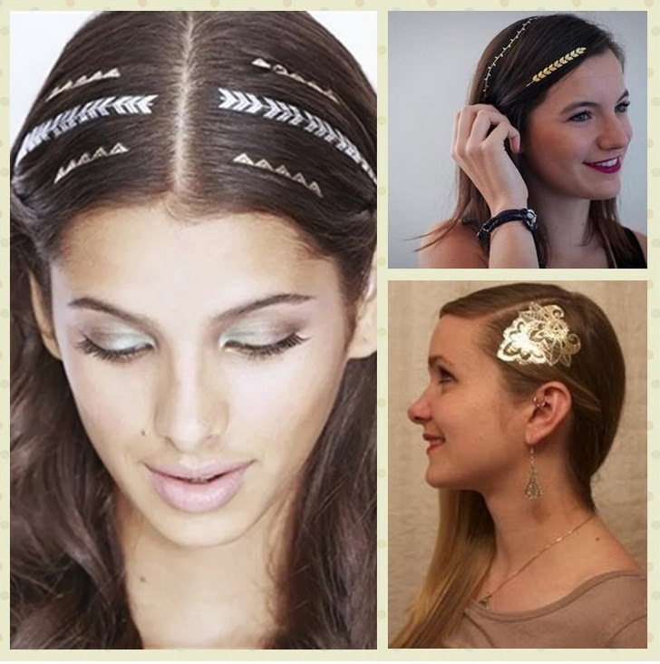 Trendy Hair Tattoo Stickers For New Hairstyle In Seconds What