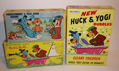 Huck & Yogi Bubble Bath
