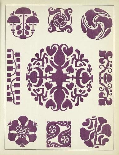Art Deco Vignettes - Henri Gillet 1922