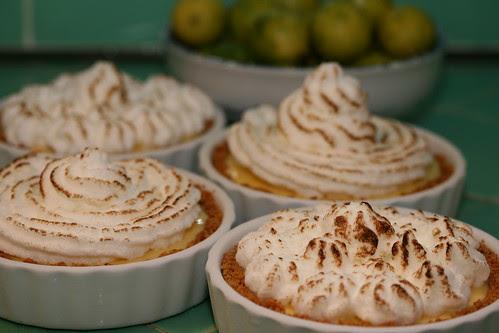 Dorie Greenspan's Florida Pie