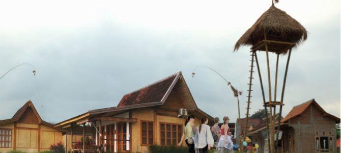 104 Gambar Rumah Adat Suku Osing Gratis