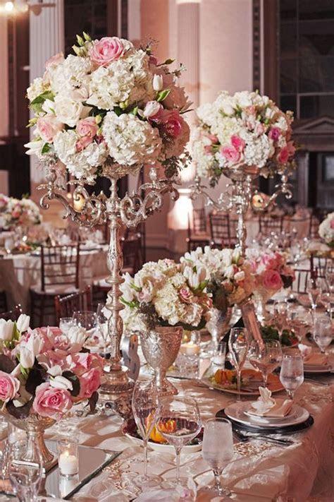 17 Best ideas about Candelabra Wedding Centerpieces on