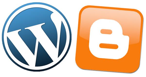 wordpress blogger لا تبدأ موقعك من الصفر!