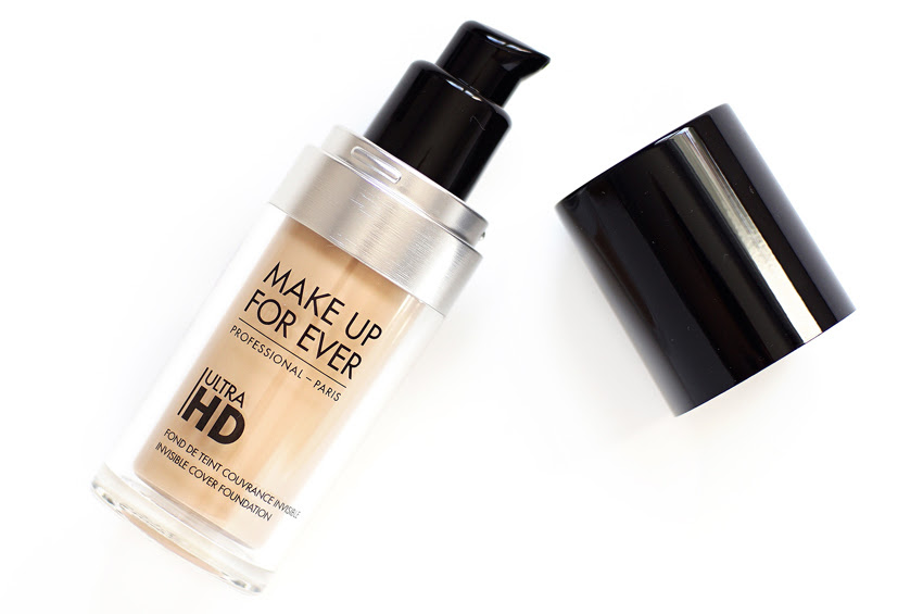 Makeup forever ultra hd foundation oil free