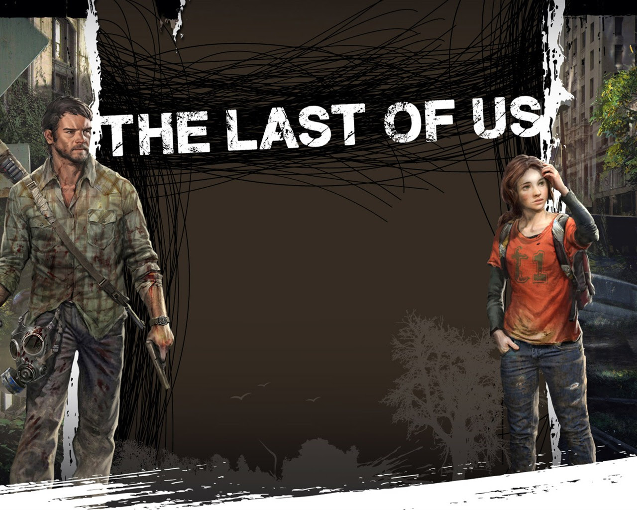 The Last Of Us Hd Game Wallpapers 6 1280x1024 Wallpaper