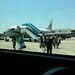6月12日(日)12:55 北京空港