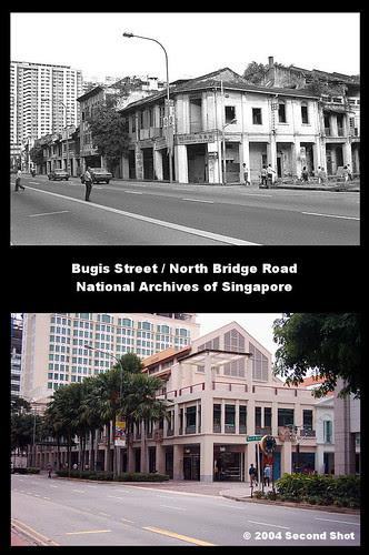 Bugis Street - North Bridge Road