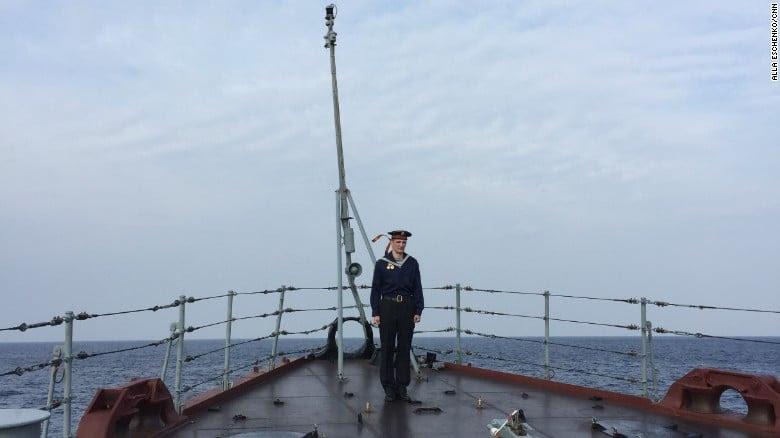 Hình ảnh Tiếp cận tàu chiến Moskva – biểu tượng đáng gườm của Nga tại Syria số 1